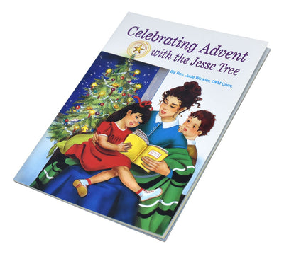 Celebrating Advent With The Jesse Tree by Rev Jude Winkler - Unique Catholic Gifts