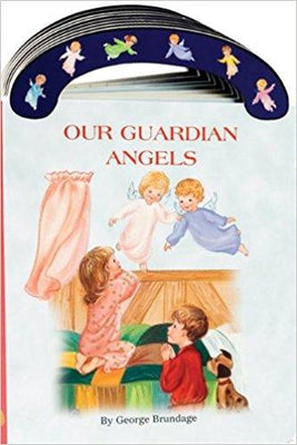 Our Guardian Angels by George Brundage