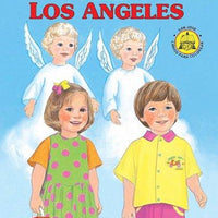 Los Angels Coloring Book - Unique Catholic Gifts