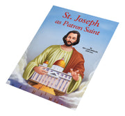 St. Joseph As Patron Saint by Rev. Jude Winkler - Unique Catholic Gifts