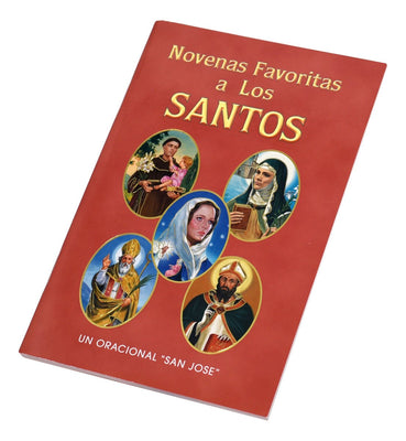 Novenas Favoritas A Los Santos - Unique Catholic Gifts