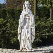 "Our Lady of Lourdes Outdoor Statue  23"" - Unique Catholic Gifts"