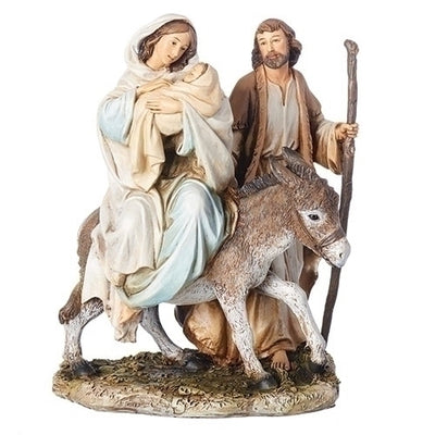 The Flight to Egypt Statue 8