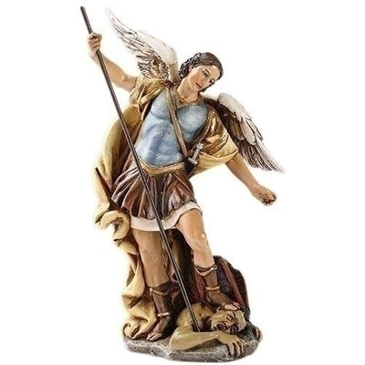 St. Michael the Archangel Statue (7 1/4