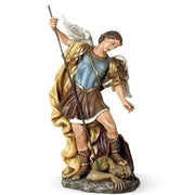 St. Michael the Archangel Statue 15 1/2""
