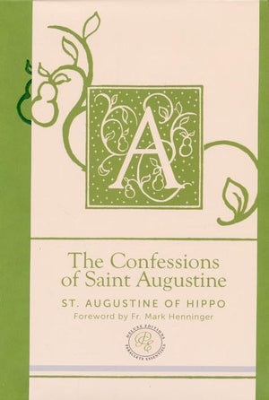 The Confessions of Saint Augustine - Deluxe Contemporary English Edition - Unique Catholic Gifts