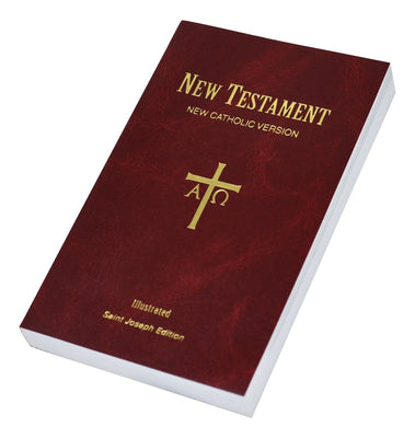St. Joseph New Catholic Version New Testament - Unique Catholic Gifts