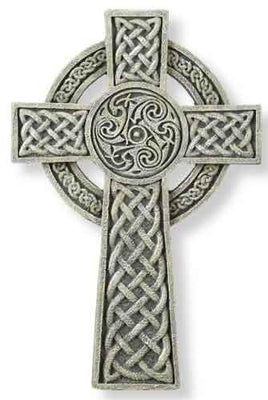 Celtic Wall Cross (9 1/2