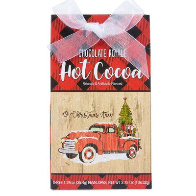 Chocolate Royale Farm Truck Cocoa - Unique Catholic Gifts
