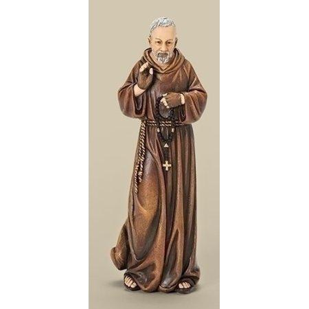 Padre Pio statue / figurine 6.25 inch - Unique Catholic Gifts