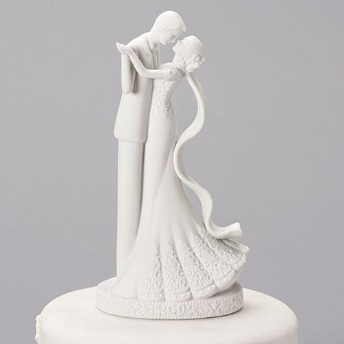 "Cake Topper ""To Have and to Hold"" (8"") - Unique Catholic Gifts"