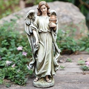 "15.25"" Angel Figure with Jar Joseph Studio"