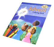 Advent Coloring Book - Unique Catholic Gifts