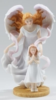 First Communion Angel Figurine / Statue (7 3/4