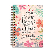 All Things Wirebound Journal - Unique Catholic Gifts