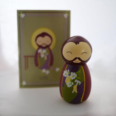 St. Joseph Shining Light Doll - Unique Catholic Gifts