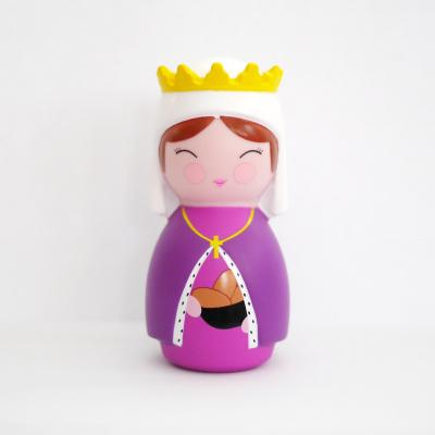 St. Elizabeth of Hungary Shining Light Doll - Unique Catholic Gifts