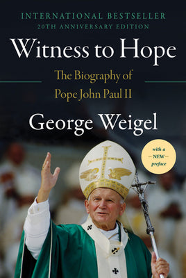 Witness to Hope: The Biography of Pope John Paul II by George Weigel - Unique Catholic Gifts