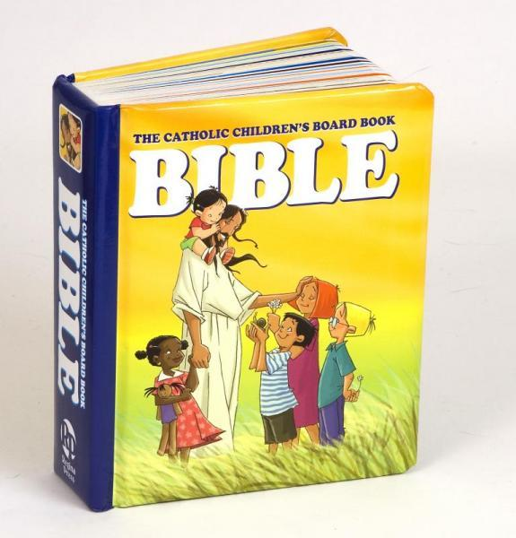 The Catholic Children's Board Book Bible - Unique Catholic Gifts