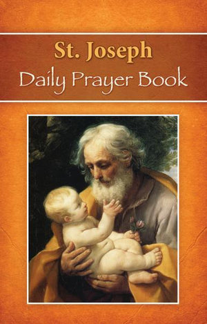 St. Joseph Daily Prayer Book - Unique Catholic Gifts