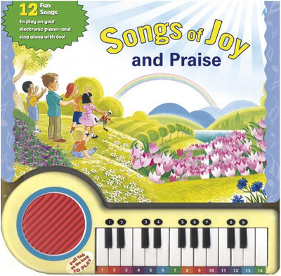 Songs Of Joy And Praise (St. Joseph Piano Book)