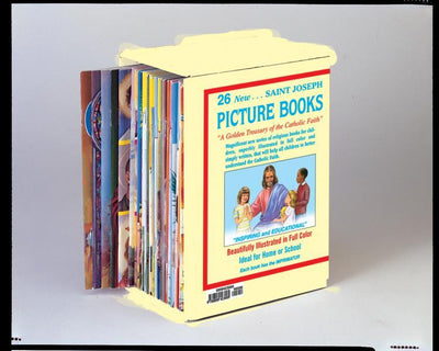 26 new Saint Joseph Picture Books