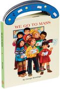 We Go to Mass by George Brundage