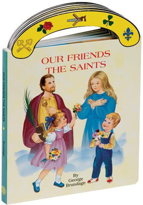 Our Friends The Saints by George Brundage - Unique Catholic Gifts