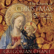 The Chants of Christmas Gregorian Chant by Gloriae Dei Cantores, Gloriae Dei Cantores Schola - Unique Catholic Gifts