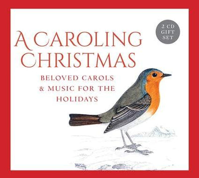 A Caroling Christmas Beloved Carols & Music for the Holidays by Gloriae Dei Cantores - Unique Catholic Gifts