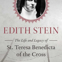 Edith Stein The Life and Legacy of St. Teresa Benedicta of the Cross by Maria Ruiz Scaperlanda - Unique Catholic Gifts