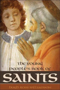 Young People's Book of Saints by Hugh Ross Williamson