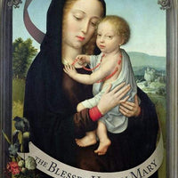 Little Book of the Blessed Virgin Mary by Fr. Raoul Plus - Unique Catholic Gifts