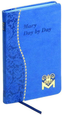 Mary Day by Day (Leatherette) - Unique Catholic Gifts
