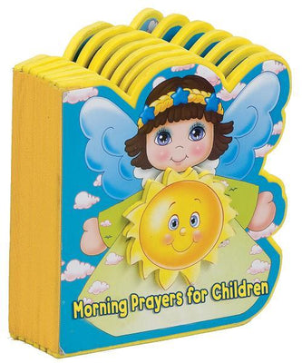Morning Prayers For Children (St. Joseph Angel Books) - Unique Catholic Gifts