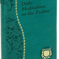 Daily Meditations on the Psalms - Unique Catholic Gifts