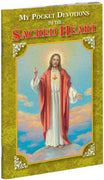 My Pocket Book Of Devotions To The Sacred Heart - Unique Catholic Gifts