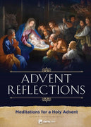 Advent Reflections Meditations for a Holy Advent by Brandon McGinley - Unique Catholic Gifts