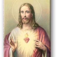 "Sacred Heart of Jesus 3"" Magnetic Bookmark - Unique Catholic Gifts"