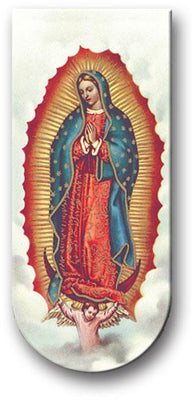 Our Lady of Guadalupe Magnetic Book Mark - Unique Catholic Gifts