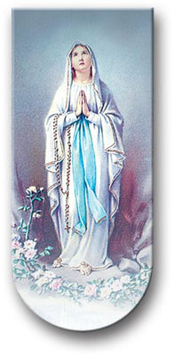 Hail Mary Magnetic Bookmark - Unique Catholic Gifts