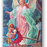 "Guardian Angel 3"" Magnetic Bookmark - Unique Catholic Gifts"