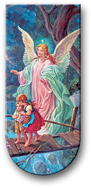 "Guardian Angel 3"" Magnetic Bookmark"