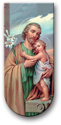 St. Joseph Prayer Magnetic Marker - Unique Catholic Gifts