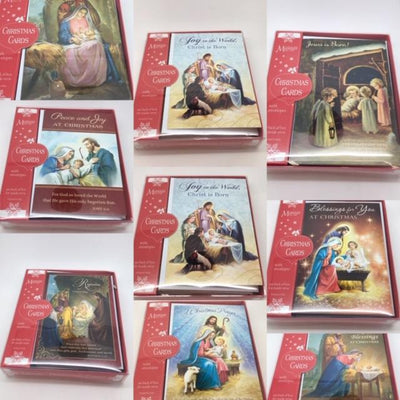Christmas Cards - Unique Catholic Gifts