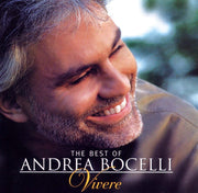 The Best of Andrea Bocelli - Vivere - Unique Catholic Gifts