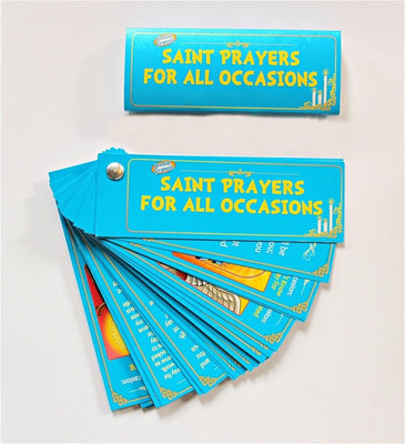 Brother Francis Fan - Saint Prayers for All Occasions - Unique Catholic Gifts