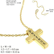 Gold Perfect Gold Chain - Unique Catholic Gifts