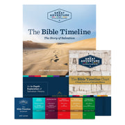 The Bible Timeline: The Story of Salvation, Study Set - Unique Catholic Gifts