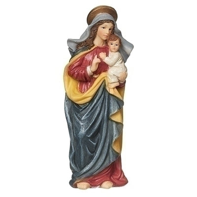 Blessed Virgin Mary Figurine Statue 4